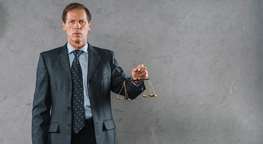 Olika yrkesroller inom svensk juridik